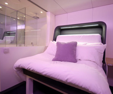 Yotel - Simon Woodroffe und Priestman Goode<br /> London, 2007