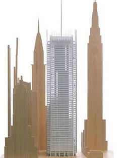 Neuer Sitz des New York Times. New York. Renzo Piano. 2007