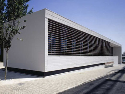 Ausbau des Rathauses von Vicar - Solinas Verdes Arquitectos. Vicar, 2004