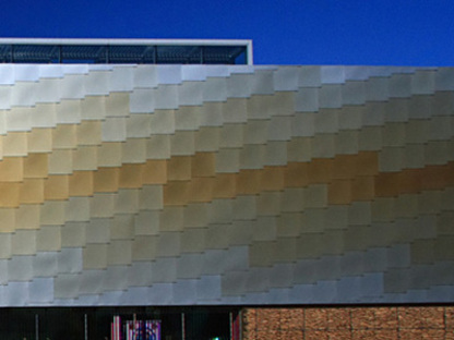 Woking. Lightbox. Marks Barfield Architects. 2007