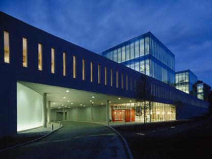 Telindus-Büros - Jo Crepain. Heverlee, 2003