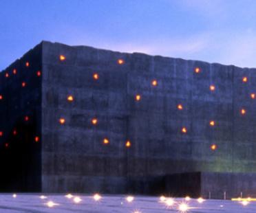 Concert Stadium. Vitrolles (Frankreich). Rudy Ricciotti. 2000