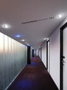Hotel Seeko'o. Bordeaux. Jean-Christophe Masnada. 2007. Frankreich