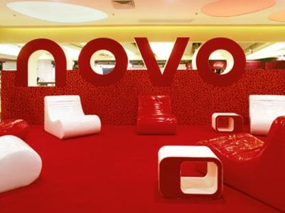 Novo - Studio 63 Architecture + Design<br />Hongkong, 2007