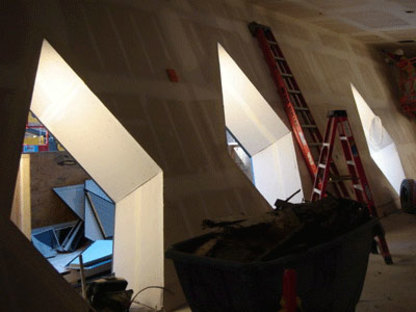 Das Contemporary Jewish Museum von Daniel Libeskind in San Francisco