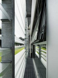 Headquarter Living Divani in Anzano del Parco, Projekt von Piero Lissoni, 2008