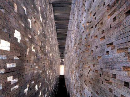 Stadtmauer Nazarí, Antonio Jimenez Torrecillas, Spanien, 2006