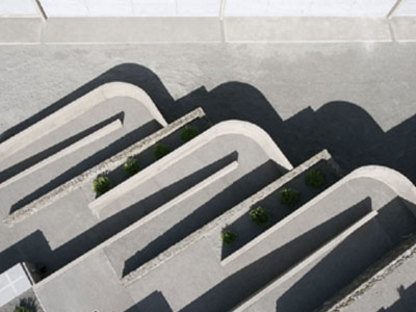 Friedhof von Armea (Sanremo), Aldo Amoretti und Marco Calvi, Italien, 2003