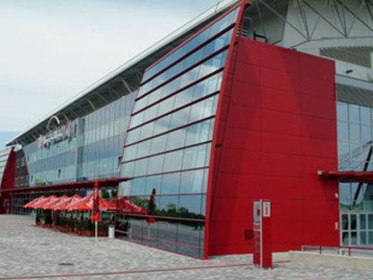 Arena in Veszprém (Ungarn)