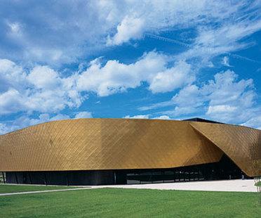 Festhalle, Le Safran, S.C.P.A. Semon-Rapaport Mandataire de L'Equipe Architects, Brie Comte Robert, 2006