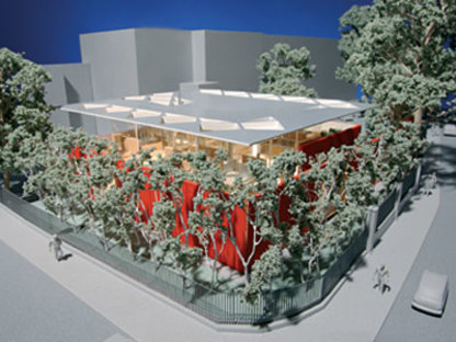 Maggie's Centre, Richard Rogers (Rogers Stirk Harbour + Partners), London, 2008