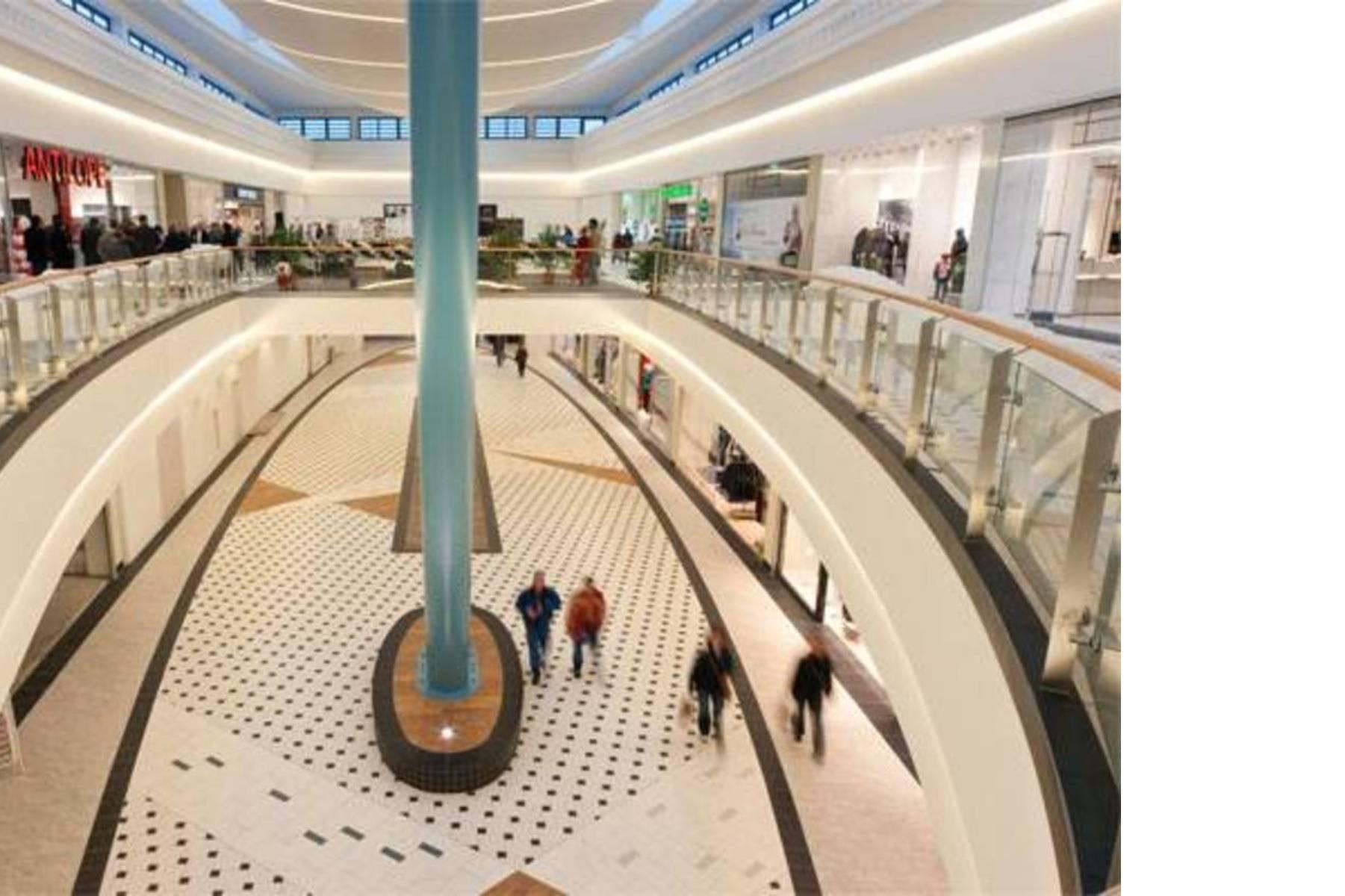 Einkaufszentren ElbePark, Dresden