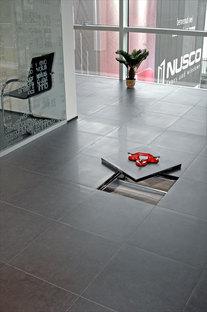 Showrooms von Nusco Porte