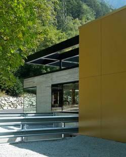 AH-Bräu Südtiroler Architektur