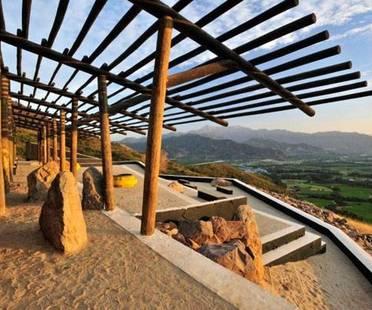 Mirador Viña Seña: Das Zentrum in der Landschaft