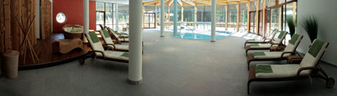 SPA Hotel Zedern Klang: Keramik-Deklinationen