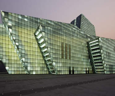 Gmp e il Grand Theater, landmark di Chongqing