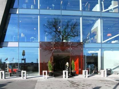 Bo:X, ein Stadttor mit hinterlüfteter Fassade