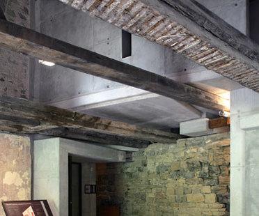 Restaurierung der Salinen von Salins-les-Bains