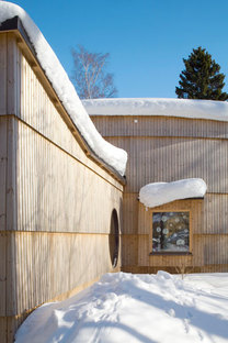 Olavi Koponen und die runde Villa