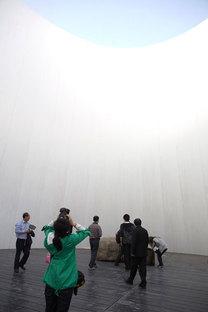 Der finnische Pavillon auf der Expo von Shanghai 2010