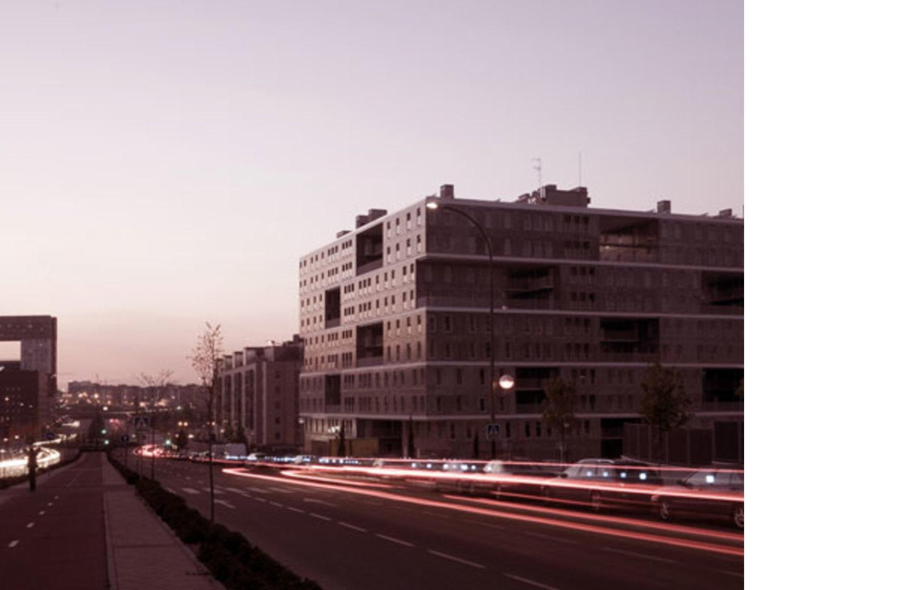 Vista dalla grande arteria stradale che costeggia il Celosia