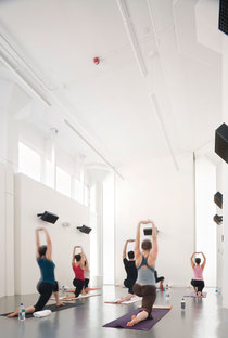 Olson Kundig: Urban Yoga Spa in Seattle