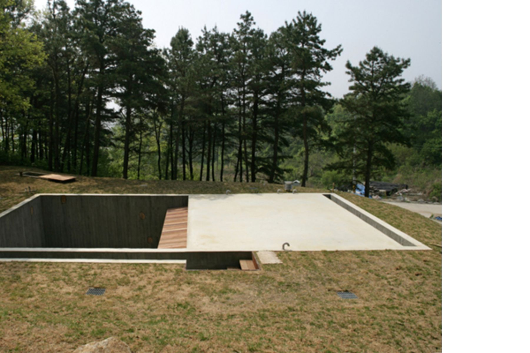 Fantastic Byoungsoo Cho Earth House In Sudkorea Floornature Download Free Architecture Designs Jebrpmadebymaigaardcom
