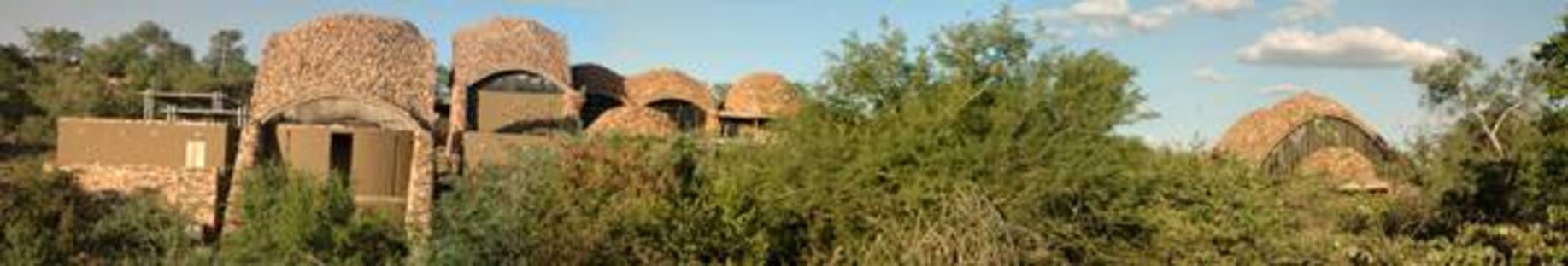 Vista d'insieme del Mapungubwe Interpretation Centre