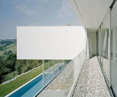 C18 Architekten: Casa e atelier a Waldstetten