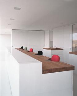 Lo spazio dell'atelier