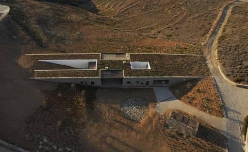 Vista aerea, Ph. Ed Reeve