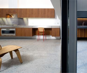 Erweiterung eines Wohnhauses in Melbourne