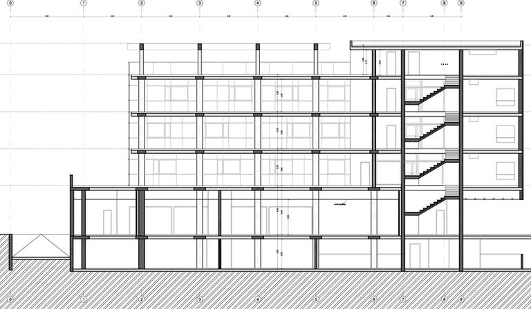 Neue Büros für ein neues Viertel in Rom