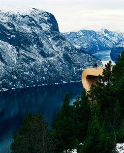 Nationale Touristenstraßen in Norwegen: Aurland