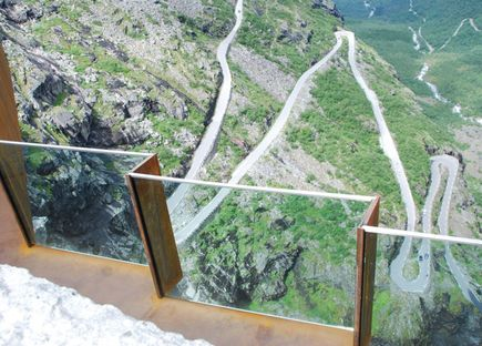 Nationale Touristenstraßen in Norwegen: Trollstigen