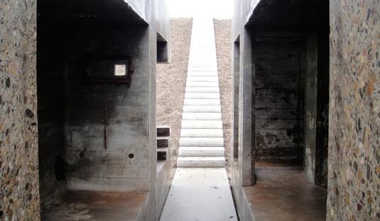 Bunker 599: Von Architektur zum Denkmal