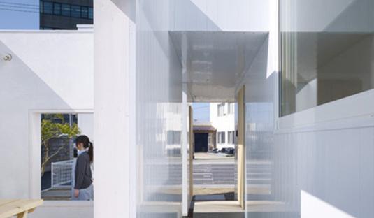 Yoshichika Takagi: ein Haus auf einem Parkplatz