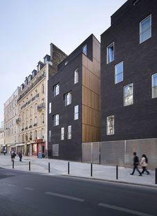 LAN: Studentenwohnungen in Paris