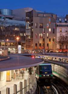 BP: Duplex-Wohnungen in Paris