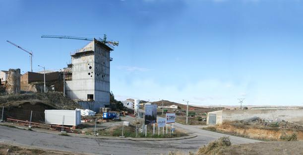 Barozzi-Veiga: Sitz des Ribera del Duero