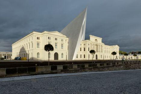 Libeskind: Militärhistorisches Museum Dresden