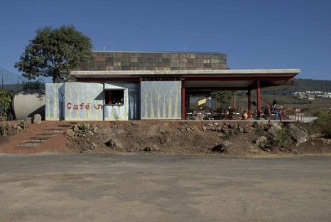 Cano Briceño: Café und Estudio 5 für Künstler