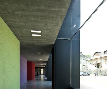 Gri und Zucchi: Haus der Musik in Cervignano