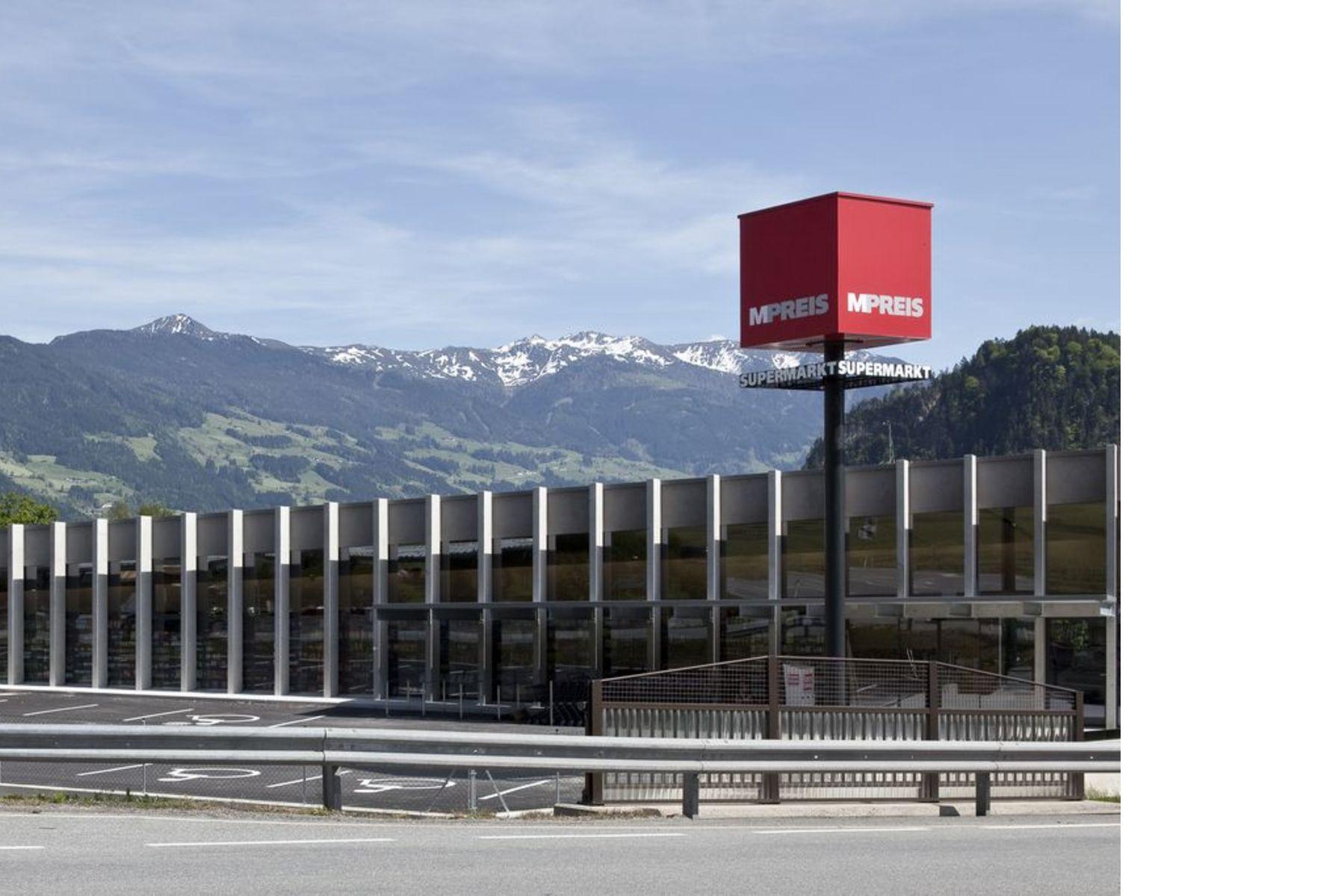 fuegenschuh supermarkt mpreis in wiesing floornature. Black Bedroom Furniture Sets. Home Design Ideas