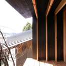 Koji kakiuchi: Eine Holzhütte in Nara
