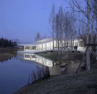 TAO: Riverside Club House in Yancheng (China)