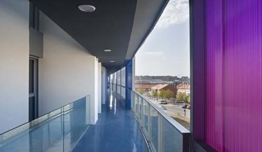 Ruiz-Larrea: 92 bioklimatische Wohnungen