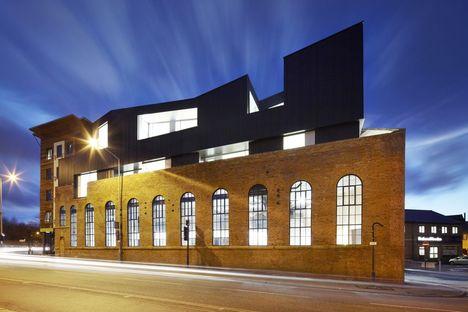Ausbau einer ehemaligen Fabrik in Sheffield