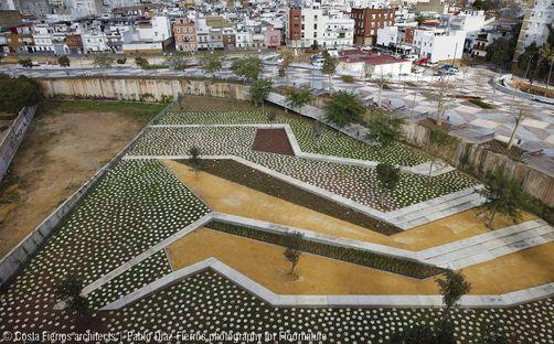 Costa-Fierros: Musikpark in Sevilla